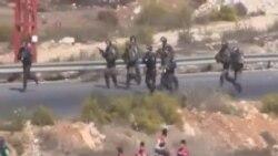 四名巴勒斯坦人刺殺以色列人被擊斃