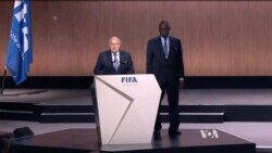 His Future in Question, Blatter Re-elected to Lead FIFA