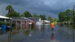 Estragos de inundaciones todavía son palpables en Luisiana