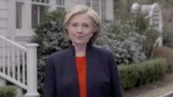 هیلاری کلینتون، کاندیدای انتخابات ریاست جمهوری ۲۰۱۶ آمریکا شد