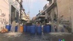 2011-11-11 粵語新聞: 紅十字會呼籲為越南洪災提供援助