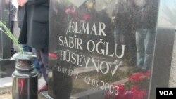 Elmar Hüseynovun qətlindən 12 il keçir