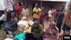 Wakimbizi wa Burundi Rwanda