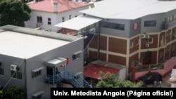 Instalações Universidade Metodista Angola Luanda