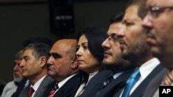 Endamên Opozisyona Sûrî.