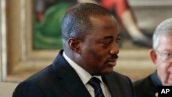 Le président Joseph Kabila de la RDC, 26 septembre 2016