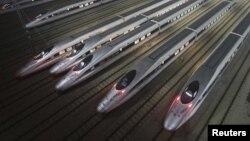 [주간 경제 뉴스] 중국, 고속철도 건설 박차