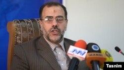 حسینعلی امیری قائم مقام وزیر کشور جمهوری اسلامی ایران