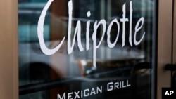 Un restaurant de la chaîne Chipotle Mexican Grill à Robinson Township, Pa. (AP Photo/Gene J. Puskar)