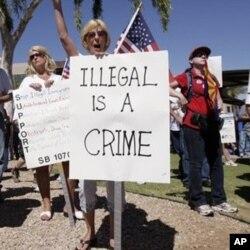 L'immigration illégale suscite un vif débat dans l'Arizona