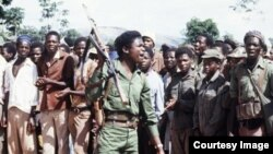"""Ernest Nyanyiwa, who operated in Mashonaland West under the Chimurenga name """"Mutonhodza"""" during the struggle, says the majority of former freedom fighters are living in abject poverty (Photo; ZAPU website)"""