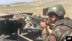 کماندو های افغان در راس عملیات نظامی در ولایات مختلف حضور دارند