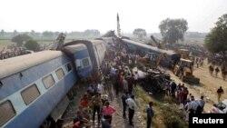 Treni iliyoangunga nchini India na kuwaua takriban abiria 150. Ajali hiyo imezua maswali chungu nzima huku wataalam wakijaribu kutadhimini kilichoisababisha.
