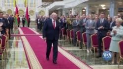 США, Канада, ЄС не визнають Лукашенка законним президентом Білорусі. Відео