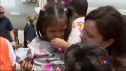 2014-07-16 美國之音視頻新聞: 美國開始遞解未成年非法移民