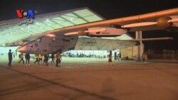 هواپیمای خوشیدی، طولانیترین بخش سفر خود به دور دنیا را آغاز کرد