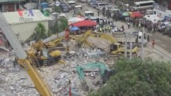 Workers Said Collapsed Building Was Planned for Five Stories, Not Seven