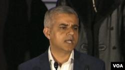 صدیق خان شهردار جدید لندن