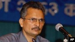Thủ tướng Nepal Baburam Bhattarai