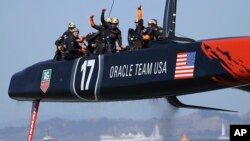 Ðội thuyền buồm Oracle Team USA