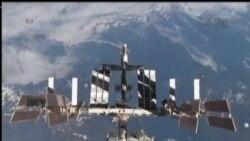 2013-12-18 美國之音視頻新聞: 太空總署派宇航員修理太空站冷卻系統