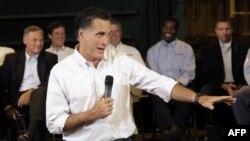 Мітт Ромні - головний конкурент чинного президента США