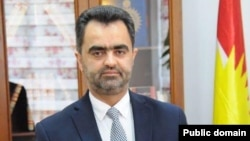 سۆران عومهر كادیری كۆمهڵی ئیسلامی و سهرۆكی لیژنهی مافی مرۆڤ لهپهرلهمانی ههرێمی كوردستان-عیراق