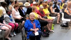 Bobbi Wailes contracted polio as a child. Today she runs the Lincoln Center programs for disability in New York.