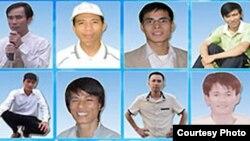 14 người Công giáo và Tin Lành bị cáo buộc 'thực hiện các hành động nhằm lật đổ chính quyền' (ảnh: thanhnienconggiao).