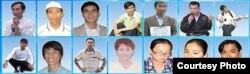 14 người Công giáo và Tin Lành bị cáo buộc 'hoạt động nhằm lật đổ chính quyền' (ảnh: thanhnienconggiao).
