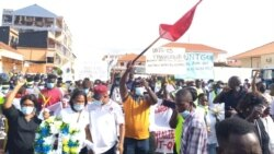 Guineenses manifestam-se contra impostos e regalias