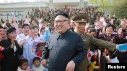 Kim Jong um
