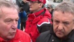 Schumacher iba despacio