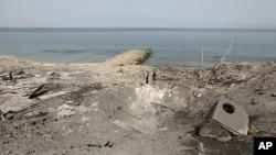 اسرائیل کا غزہ میں فضائی حملہ