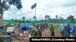 Depuis le 28 novembre, le chef d'état-major des Forces armées de la RDC (FARDC), le général d'armée Célestin Mbala s'est installé avec son équipe à Beni.