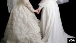 Los votantes de California aprobaron la Proposición 8 que define el matrimonio como una unión entre un hombre y una mujer.