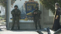 On the Scene: VOA's Elizabeth Arrott in Simferopol