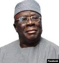 Ayo Adebanjo, Shugaban kungiyar Yarbawa ta Afenifere