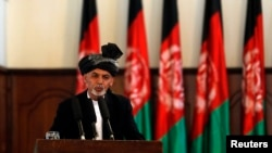 Новий президент Афганістану