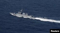 El contrato hace parte de la actualización operativa de las fragatas de la Armada Nacional de Colombia que patrullan los mares.