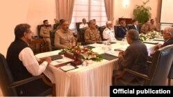 قومی سلامتی کمیٹی کا اجلاس (فائل فوٹو)