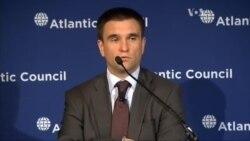 Київ не вестиме мови із російським керівництвом сепаратистів - Павло Клімкін