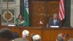美防长:印度是天然战略伙伴