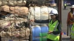 2019-05-28 美國之音視頻新聞: 馬來西亞向多個國家退回不可循環再用廢物