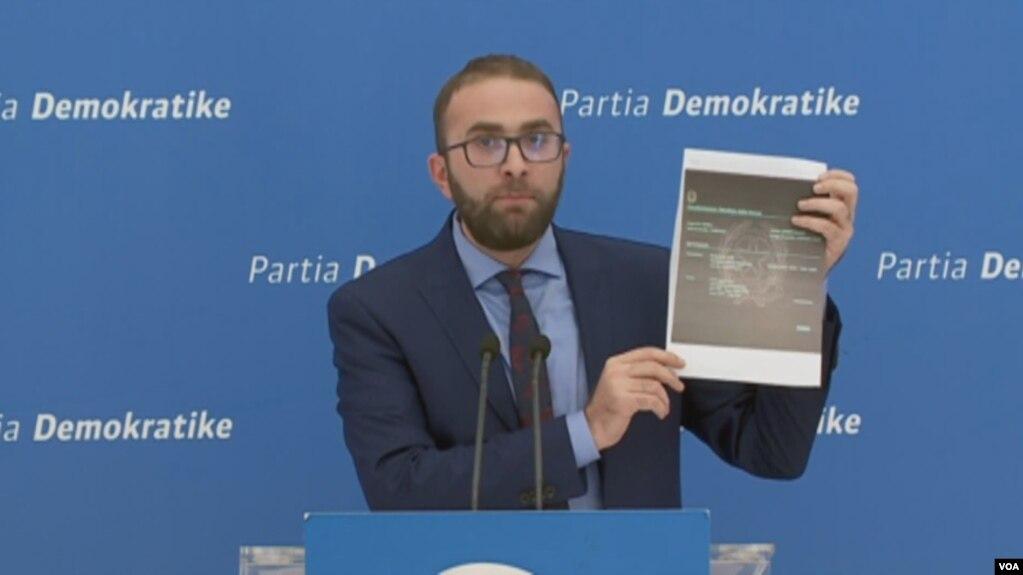 Kryebashkiaku i Vaut të Dejës, PD: I dënuar për vjedhje në Itali