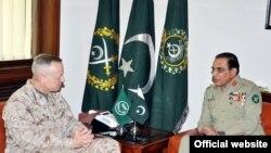 جنرل جان ایلن نے 2 اگست کو جنرل کیانی سے راولپنڈی میں ملاقات کی تھی۔