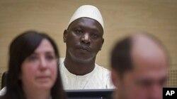 지난 3월 국제형사재판소에서 유죄 판결을 받은 토머스 루방가.