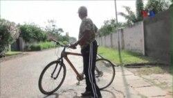 Xe đạp bằng tre của Ghana xuất hiện trên đường phố