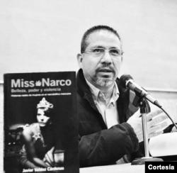 Javier Valdez, periodista y analista político mexicano