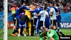 برازیل فٹ بال ورلڈکپ:ارجنٹائن فائنل میں